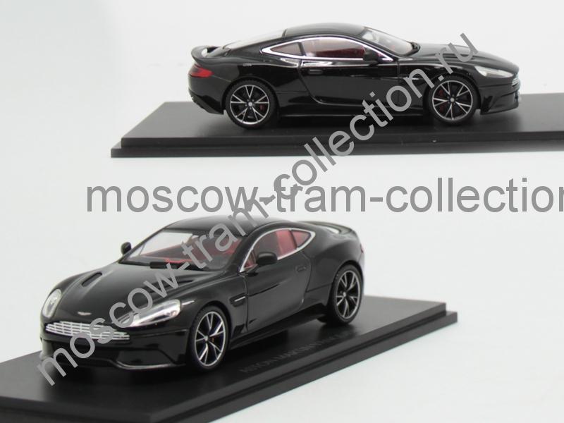Коллекционная масштабная модель 1:43 Aston Martin Vanquish