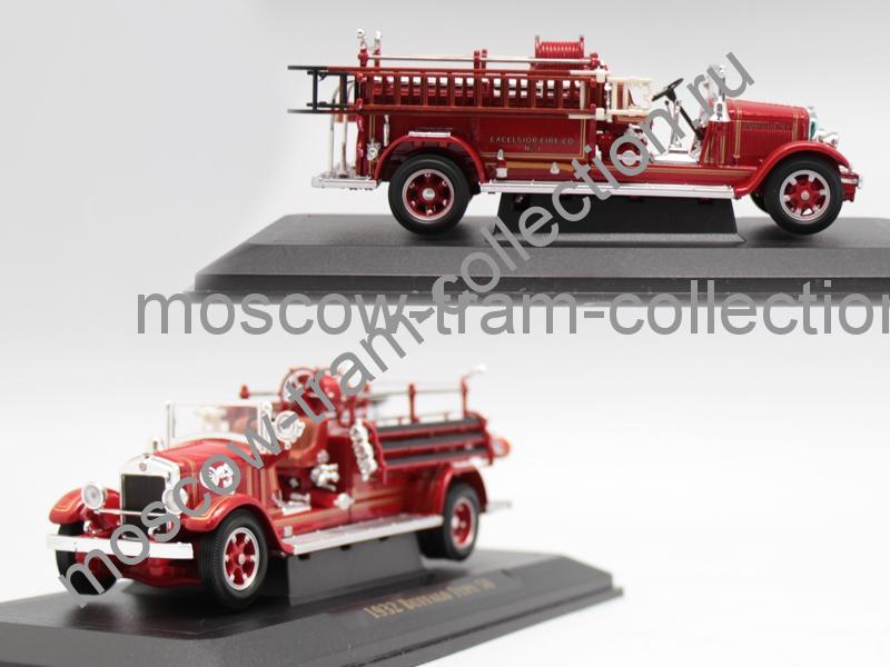 Коллекционная масштабная модель 1:43 Buffalo Type 50 1932