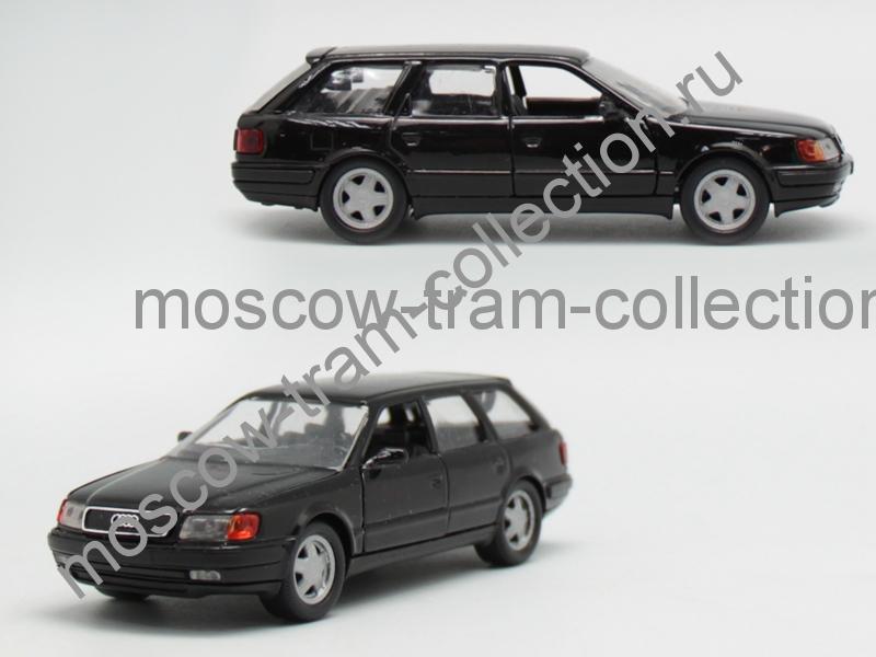 Коллекционная масштабная модель 1:43 Audi 100 Avant