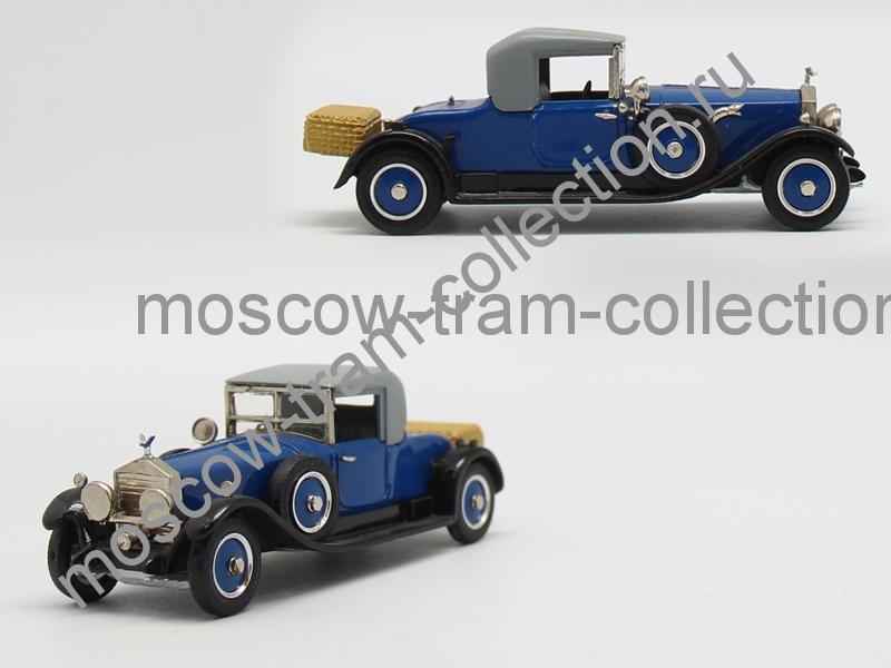 Коллекционная масштабная модель 1:43 Rolls-Royse Phantom