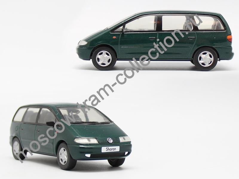 Коллекционная масштабная модель 1:43 Volkswagen Sharan