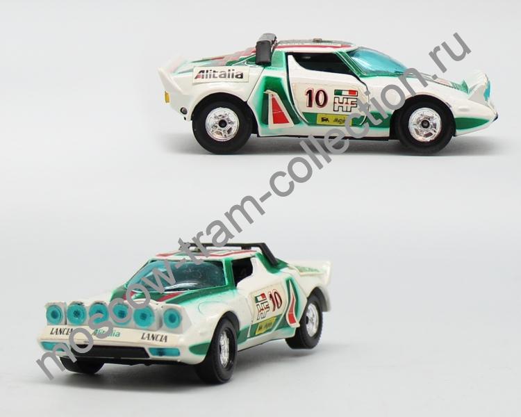 Коллекционная масштабная модель 1:43 Lancia Stratos