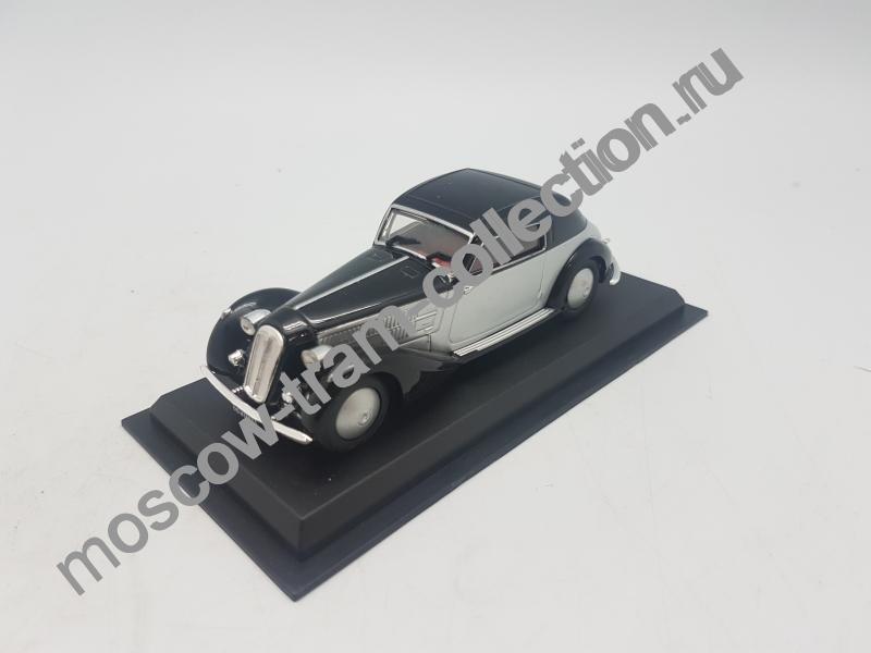 Коллекционная масштабная модель 1:43 Lancia Astura Legendarne Samochody № 46