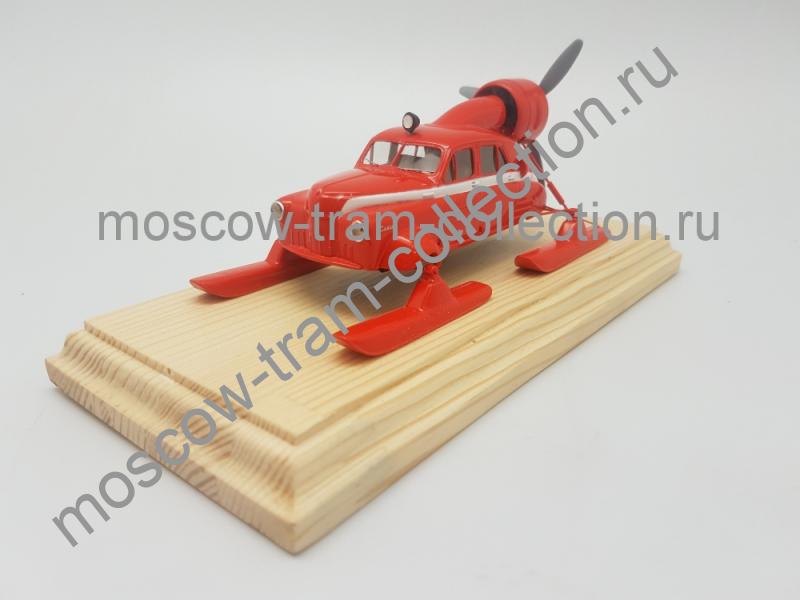 Коллекционная масштабная модель 1:43 Аэросани Север-2 Якутск