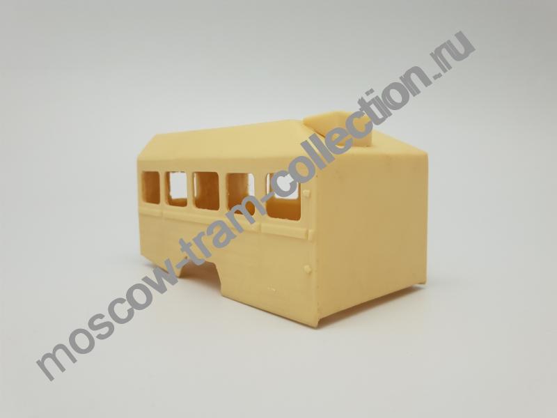 Коллекционная масштабная модель 1:43 Кит Горький 66 кунг