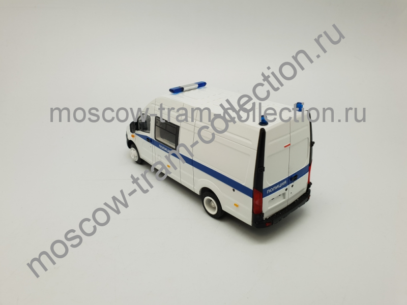 Коллекционная масштабная модель 1:43 Некст горьковский завод