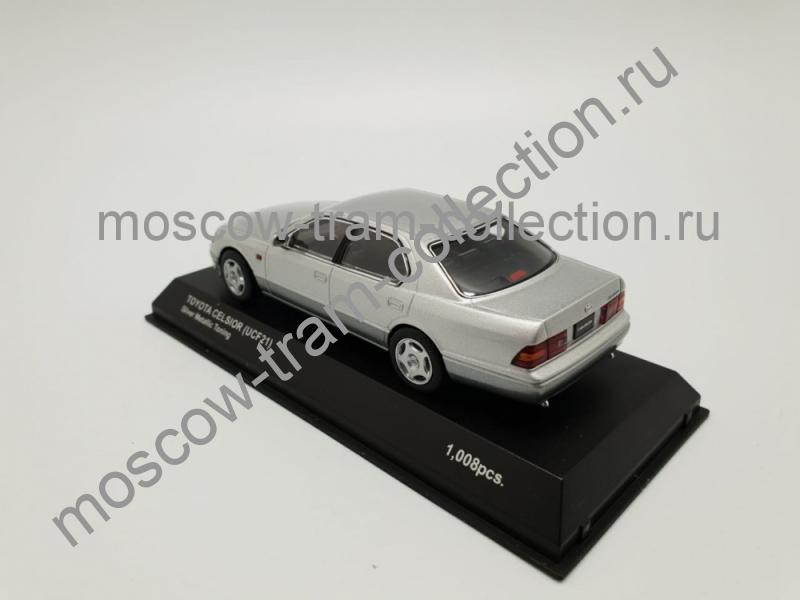 Коллекционная масштабная модель 1:43 Toyota Celsior(UCF21)