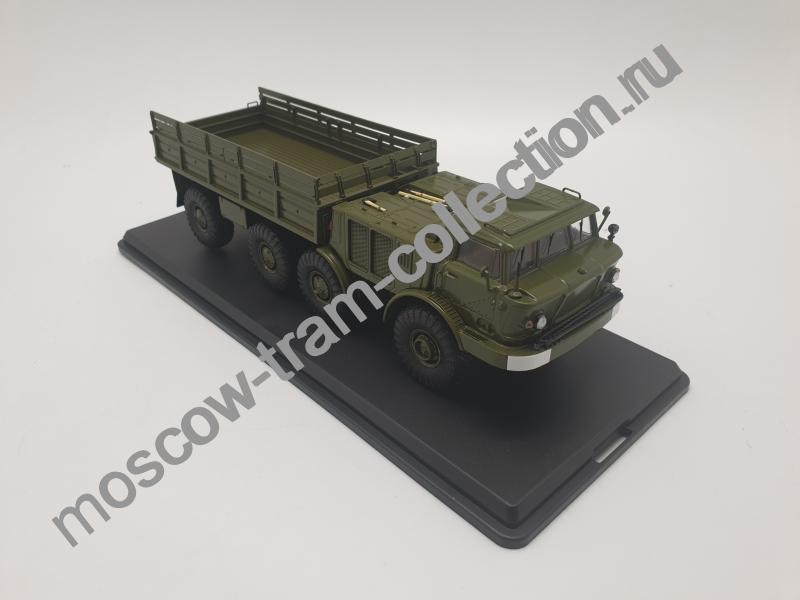 Коллекционная масштабная модель 1:43 ЗИЛ-135ЛМ бортовой