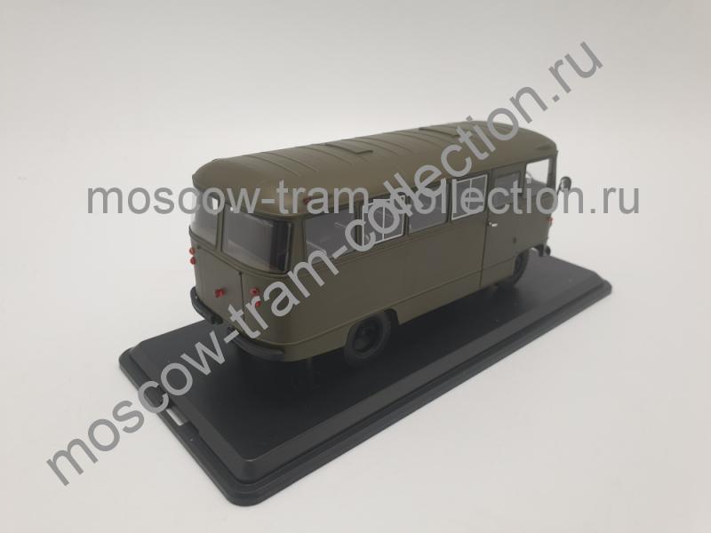 Коллекционная масштабная модель 1:43 АСЧ-03 «Чернигов»