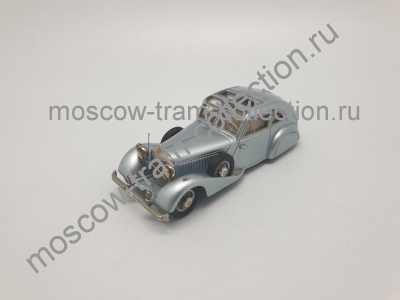 Коллекционная масштабная модель 1:43 Mercedes-Benz 500k Erdmann & Rossi