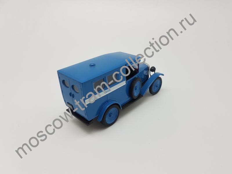 Коллекционная масштабная модель 1:43 Амо Ф-15 Почта