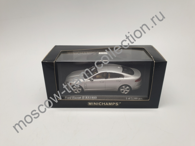 Коллекционная масштабная модель 1:43 Jaguar XJ 2007
