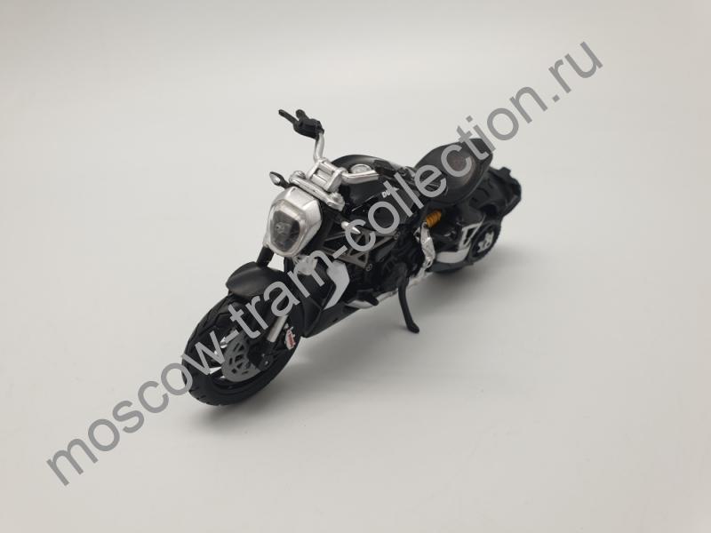 Коллекционная масштабная модель 1:43 Ducati Xdiavel S