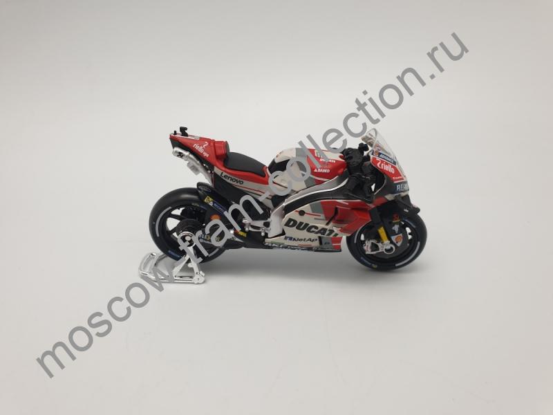 Коллекционная масштабная модель 1:43 Ducati Desmosedici GP 18