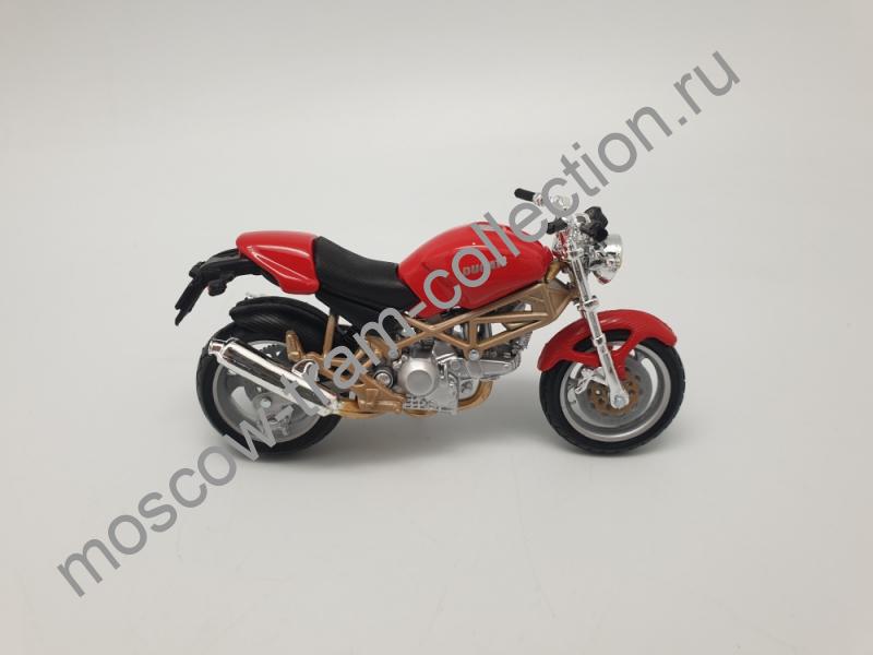 Коллекционная масштабная модель 1:43 Ducati Monster 900