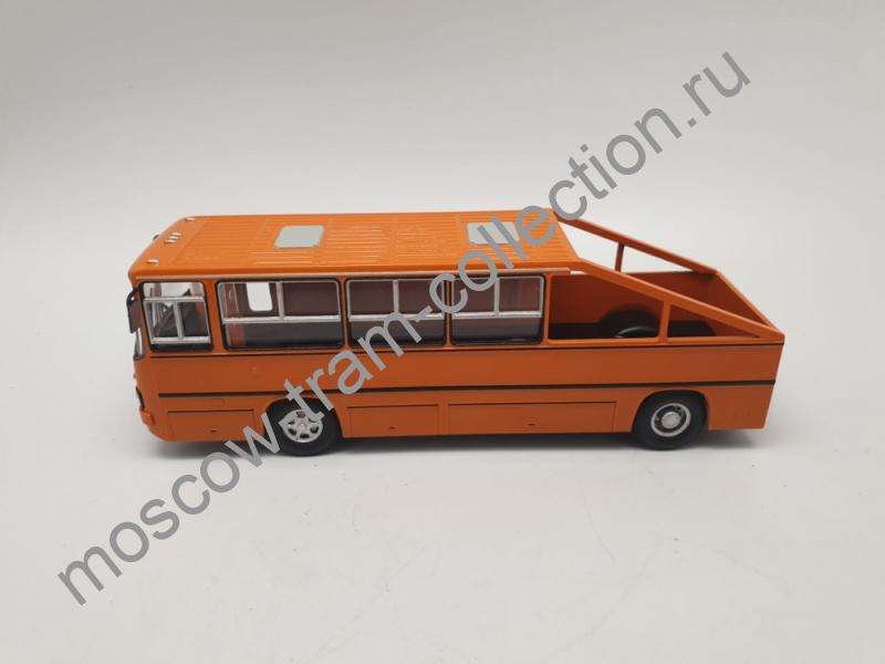Коллекционная масштабная модель 1:43 Икарус 260 тягач Санкт-Петербург