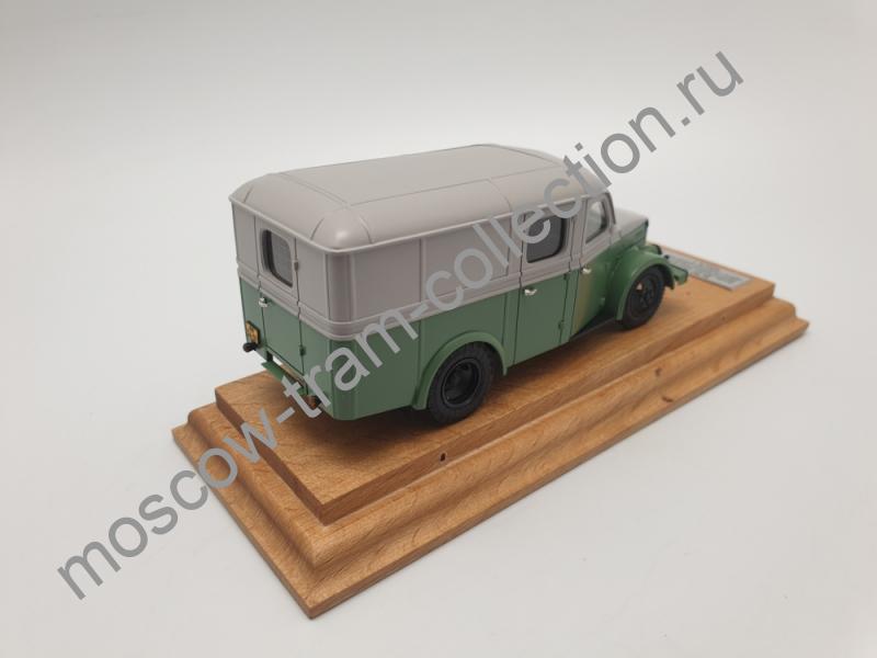 Коллекционная масштабная модель 1:43 Аремкуз первого проекта.Фургон для перевозки задержаных