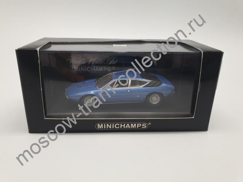 Коллекционные масштабные модели Lamborghini Urraco