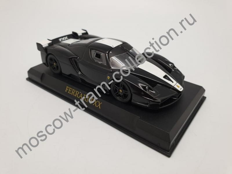 Коллекционная масштабная модель 1:43 Выпуск №002 Ferrari FXX