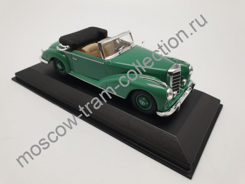 Коллекционная масштабная модель 1:43 Mercedes-Benz 300S Cabriolet