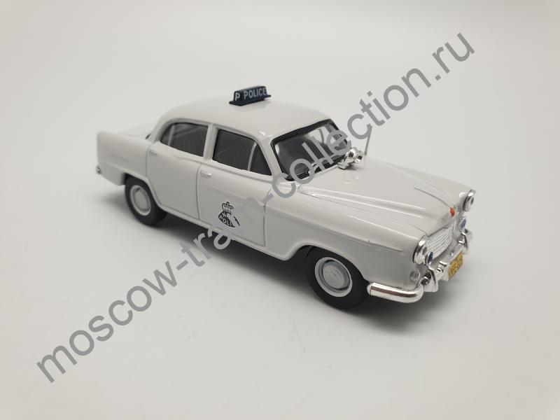 Коллекционная масштабная модель 1:43 Выпуск №010 Holden FE