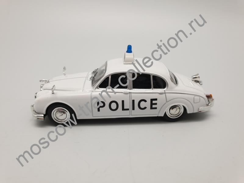 Коллекционная масштабная модель 1:43 Выпуск №003 Jaguar Mark II 1959