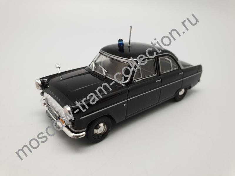 Коллекционная масштабная модель 1:43 Выпуск №019 Ford Consul II Полиция Англии