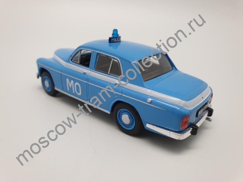 Коллекционная масштабная модель 1:43 Выпуск №024 Warszawa 223