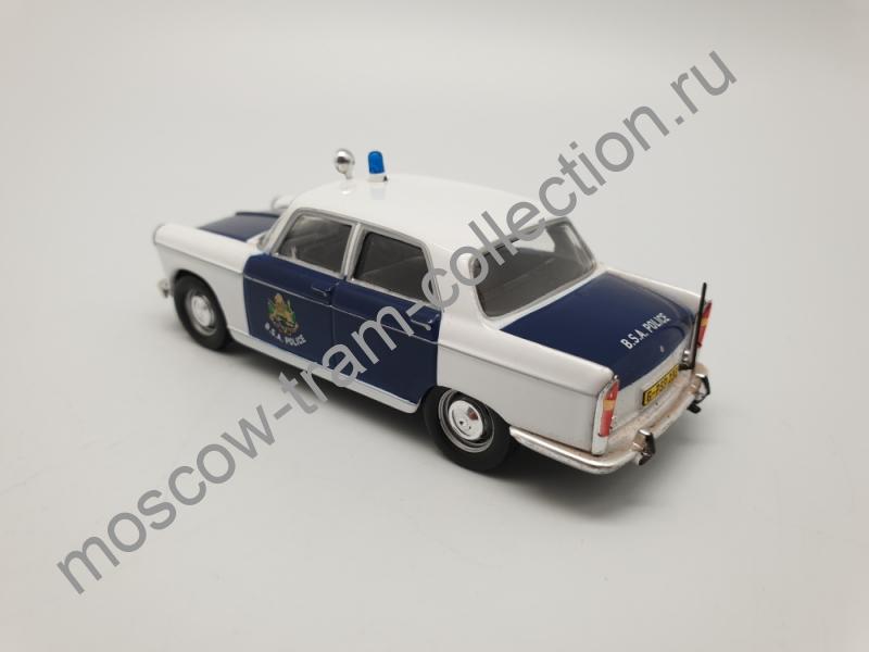 Коллекционная масштабная модель 1:43 Выпуск №047 Peugeot 404