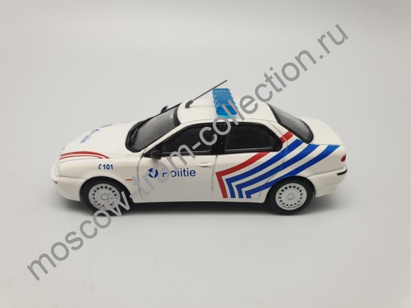 Коллекционная масштабная модель 1:43 Выпуск №049 Alfa Romeo 156