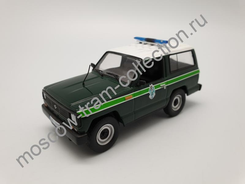 Коллекционная масштабная модель 1:43 Выпуск №054 Nissan Patrol