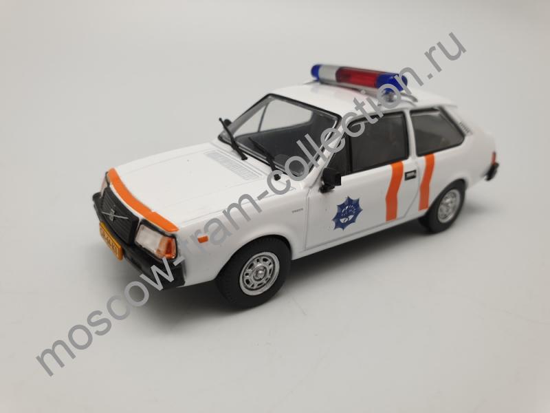 Коллекционная масштабная модель 1:43 Выпуск №062 Volvo 343