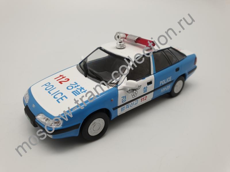 Коллекционная масштабная модель 1:43 Выпуск №071 Daewoo Espero S