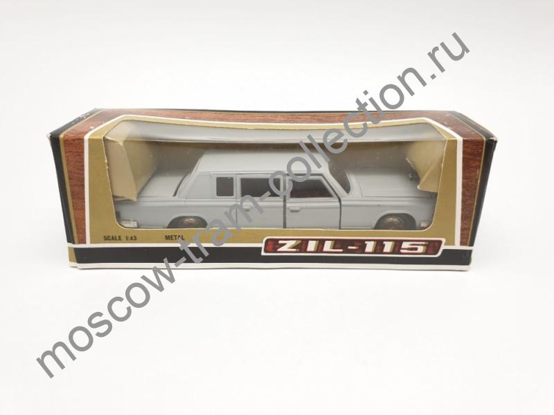 Коллекционная масштабная модель 1:43 ЗИЛ-115