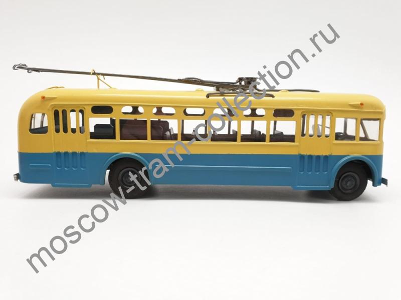 Коллекционная масштабная модель 1:43 МТБ-82 , Раритет