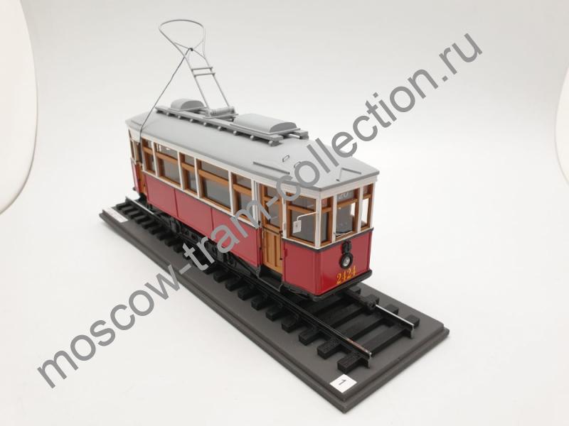 Коллекционная масштабная модель 1:43 МС - 4