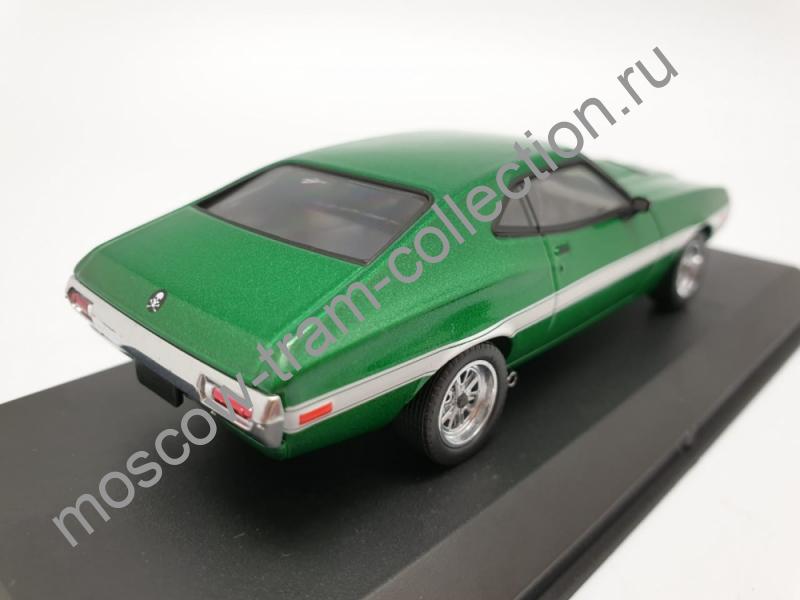 Коллекционная масштабная модель 1:43 Ford Gran Torino sport Fenix's