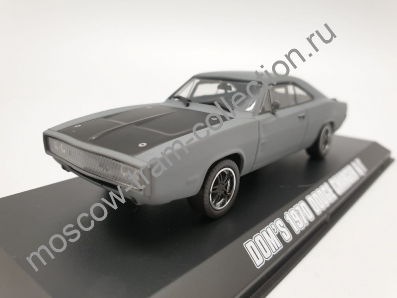 Коллекционная масштабная модель 1:43 Dodge Charger 1970
