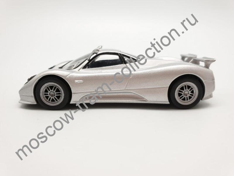 Коллекционная масштабная модель 1:43 Pagani Zonda C12S