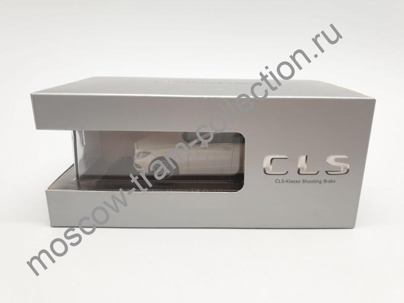 Коллекционная масштабная модель 1:43 Mercedes-Benz CLS-Class Shooting Brake