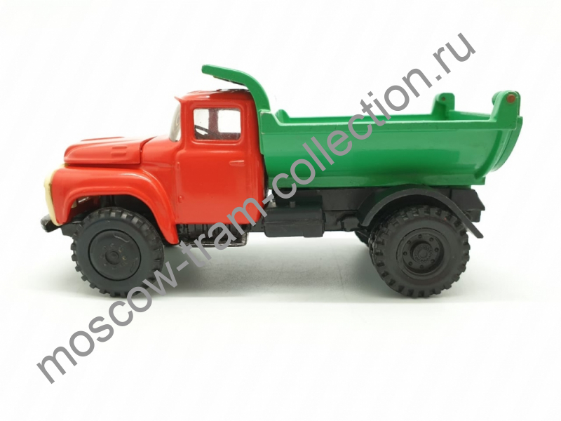 "Коллекционная масштабная модель 1:43 ЗИЛ-ММЗ-555 ""борт"""