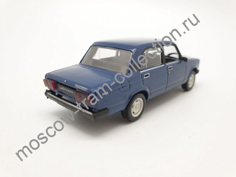 Коллекционная масштабная модель 1:43 Выпуск №031: ВАЗ 2107 Жигули