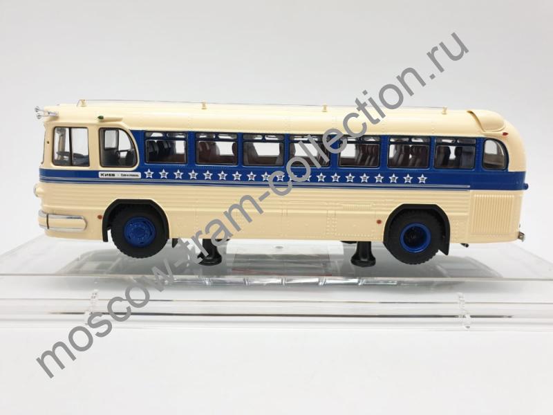 Коллекционные масштабные модели ЗИС-127 «Симферополь-Киев»