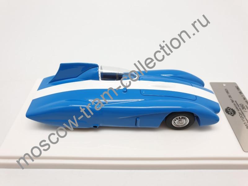 Коллекционная масштабная модель 1:43 ЗИЛ 112 Срг шасси #1 июнь 1962