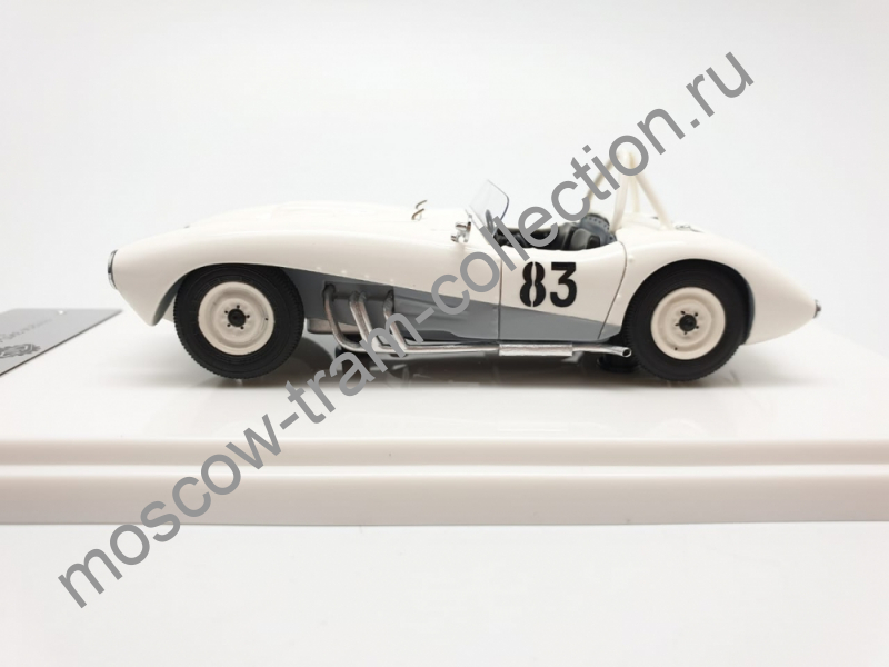 Коллекционная масштабная модель 1:43 ЗИЛ 112С №83 шасси #2 1967