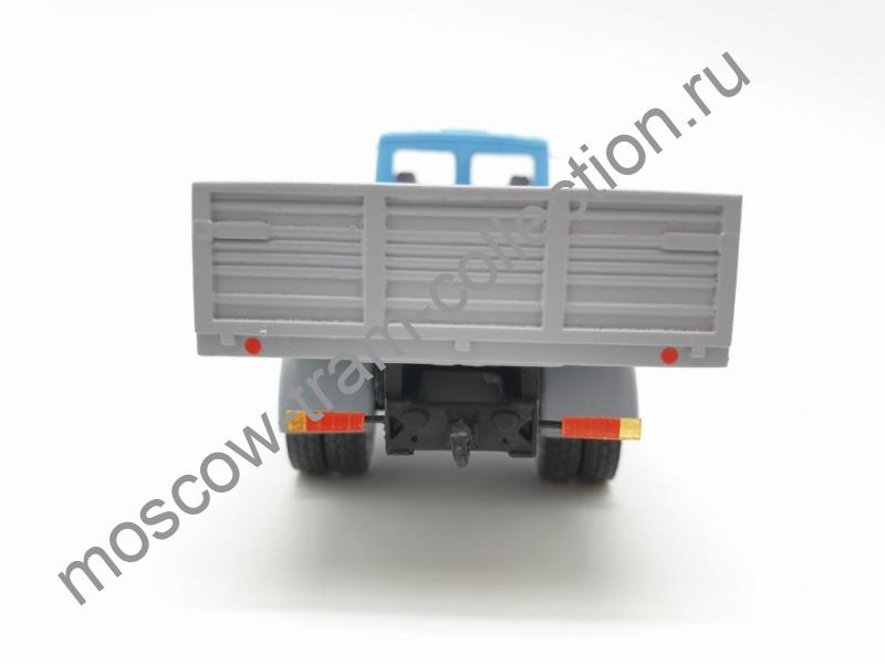 Коллекционные масштабные модели МАЗ 53371 бортовой