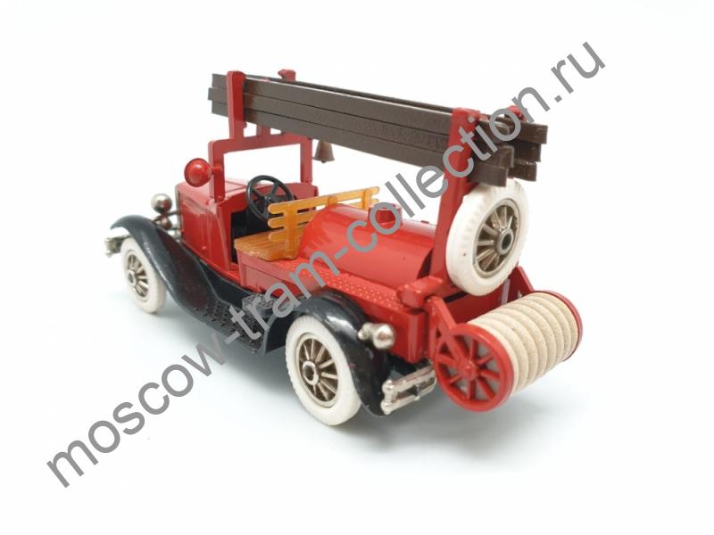 Коллекционная масштабная модель 1:43 ГАЗ-А
