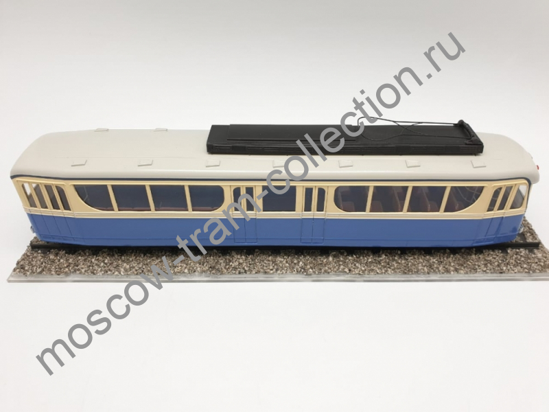 Коллекционные масштабные модели Трамвай М-36 Москва 1936 г. лимит