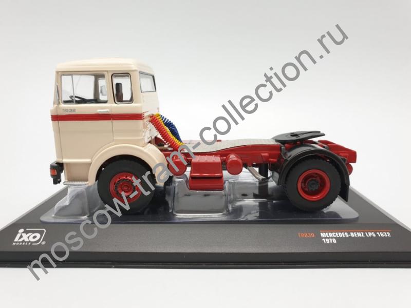 Коллекционная масштабная модель 1:43 Mercedes-Benz LPS 1632,1970г.