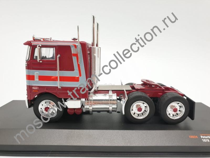 Коллекционная масштабная модель 1:43 Peterbilt-352,1979г.